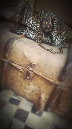 Picture of Leopard  handbag by Gimagination.