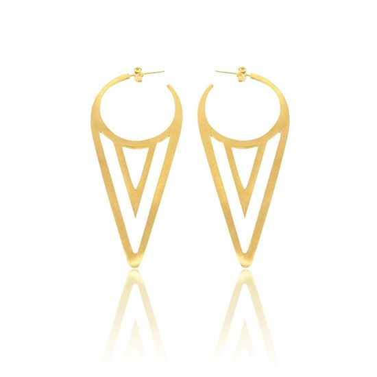 Picture of Ice Cream Earrings