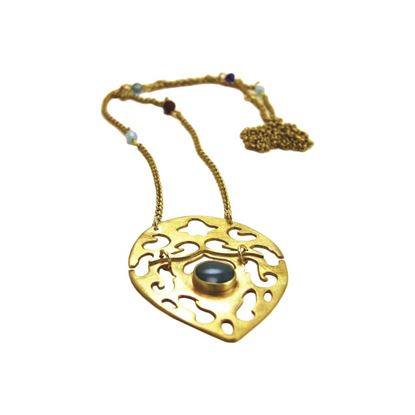 Picture of Drop Ethnic Necklace